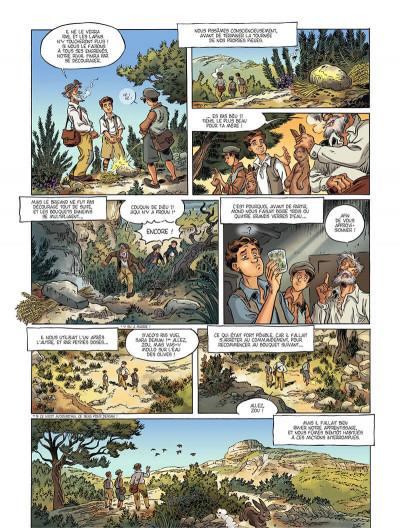 Page 7 La partie de boules