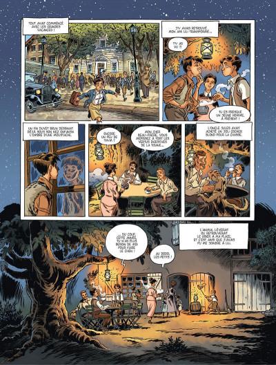 Page 8 La partie de boules