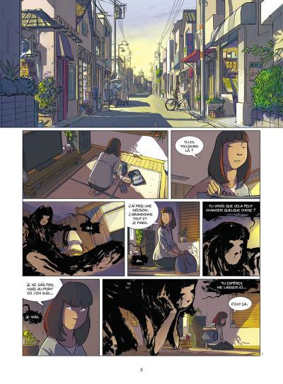 Page 6 Le jour où il a suivi sa valise
