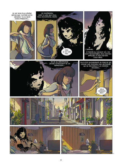 Page 7 Le jour où il a suivi sa valise