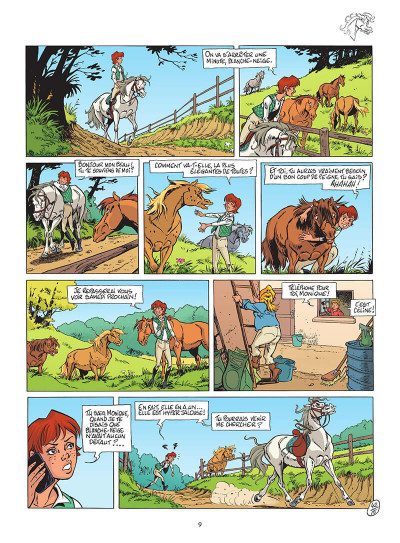 Page 0 Triple galop tome 15