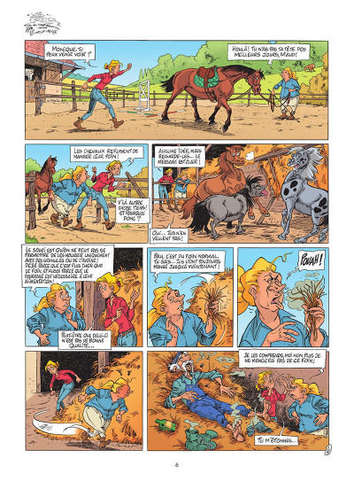 Page 7 Triple galop tome 15