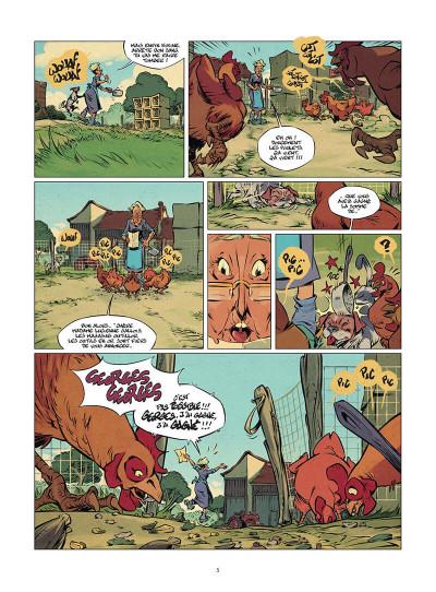 Page 6 Lucienne ou les millionnaires de la rondière