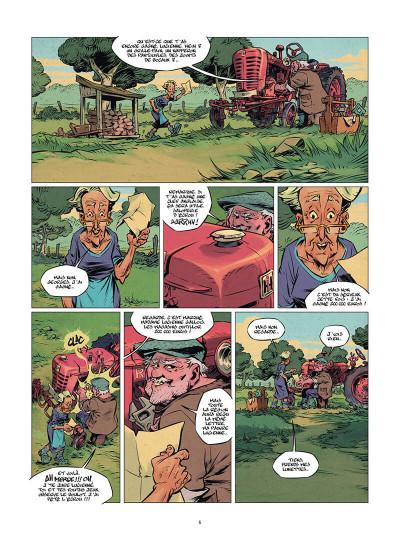 Page 7 Lucienne ou les millionnaires de la rondière