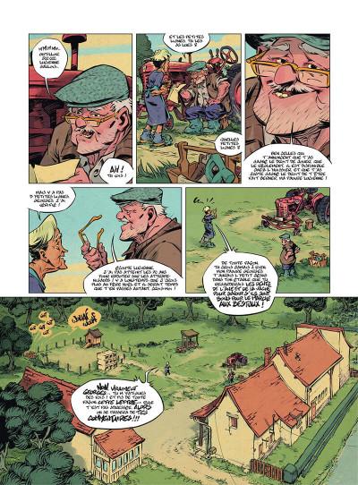 Page 8 Lucienne ou les millionnaires de la rondière