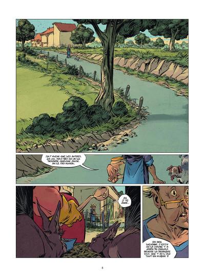 Page 9 Lucienne ou les millionnaires de la rondière