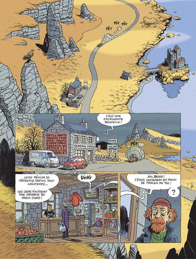 Page 6 Nouveau contact