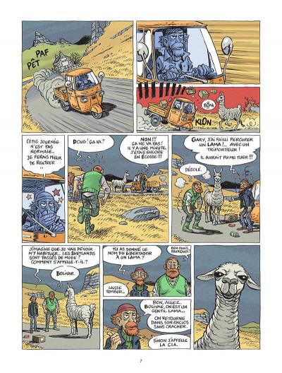Page 8 Nouveau contact