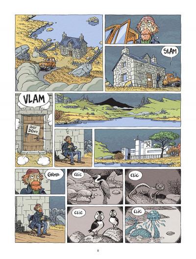Page 9 Nouveau contact