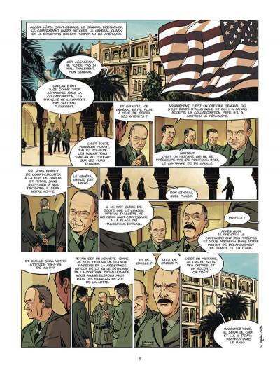 Page 0 Les compagnons de la Libération tome 3 - Jean Moulin