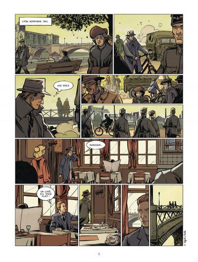 Page 6 Les compagnons de la Libération tome 3 - Jean Moulin