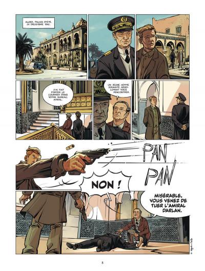 Page 9 Les compagnons de la Libération tome 3 - Jean Moulin