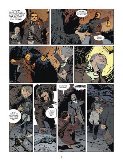 Page 5 L'or du bout du monde tome 1