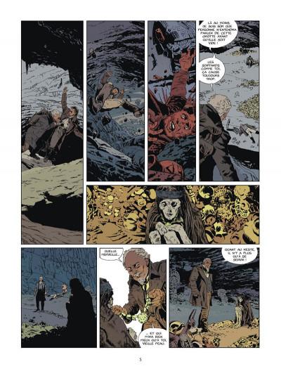 Page 6 L'or du bout du monde tome 1