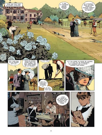 Page 9 L'or du bout du monde tome 1