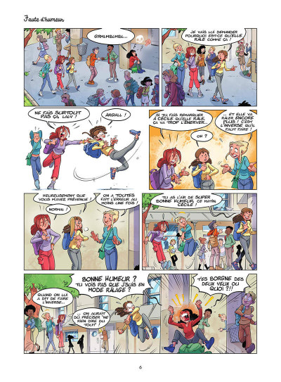 Page 7 Mes cop's tome 11