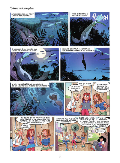 Page 8 Mes cop's tome 11