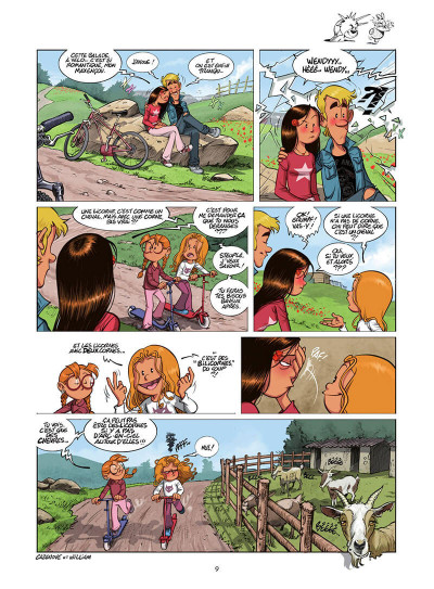 Page 0 Les Sisters tome 14