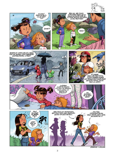 Page 4 Les Sisters tome 14
