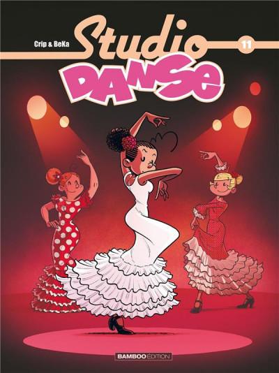 Couverture Studio danse tome 11