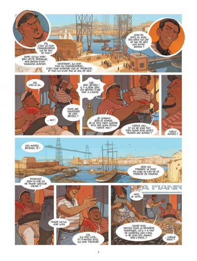 Page 8 Marius tome 1