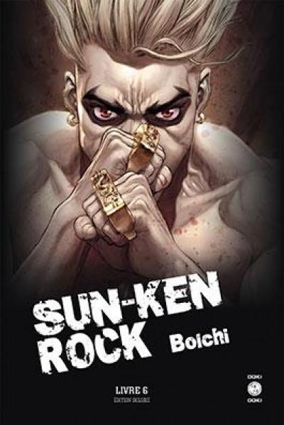Couverture Sun-ken rock - deluxe tome 6