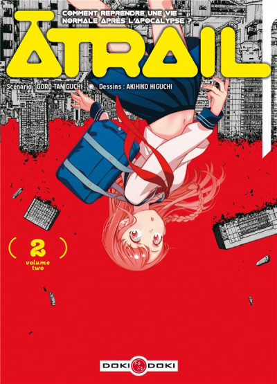 Couverture Atrail tome 2