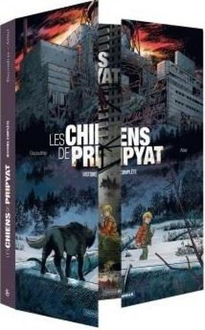 Couverture Les chiens de Pripyat -  étui tomes 1 et 2