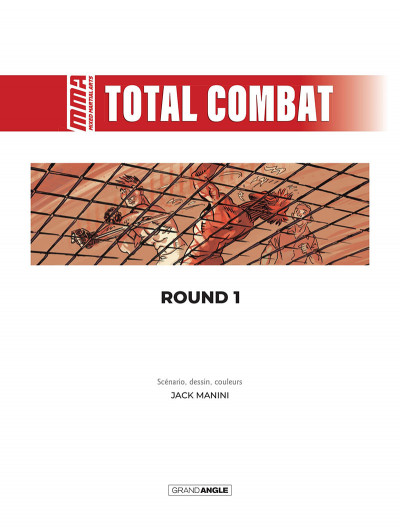 Page 2 Total combat tome 1