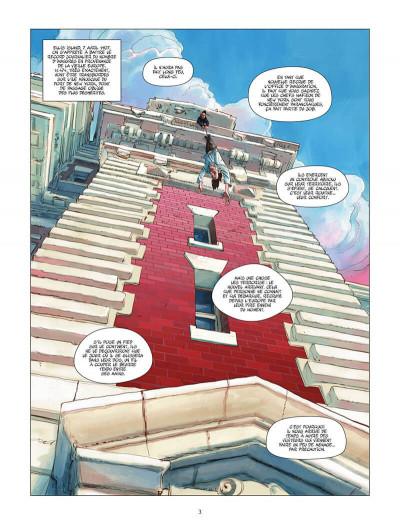 Page 4 Ellis Island tome 1