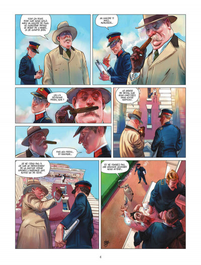 Page 5 Ellis Island tome 1