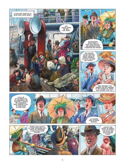 Page 6 Ellis Island tome 1