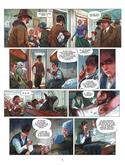 Page 7 Ellis Island tome 1