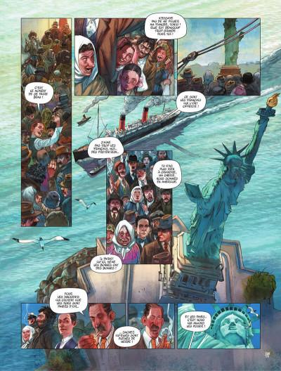 Page 9 Ellis Island tome 1