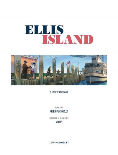 Page 2 Ellis island tome 2
