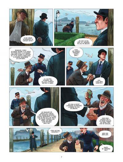 Page 8 Ellis island tome 2