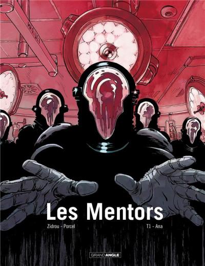 Couverture Les Mentors tome 1