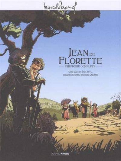 Couverture Jean de Florette - écrin tomes 1 et 2