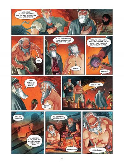 Page 0 Harald et le trésor d'Ignir tome 2