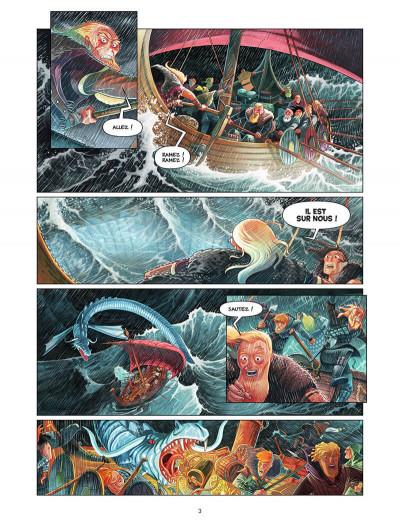 Page 4 Harald et le trésor d'Ignir tome 2