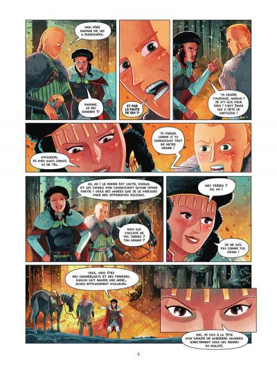 Page 6 Harald et le trésor d'Ignir tome 2