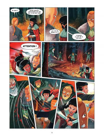 Page 7 Harald et le trésor d'Ignir tome 2