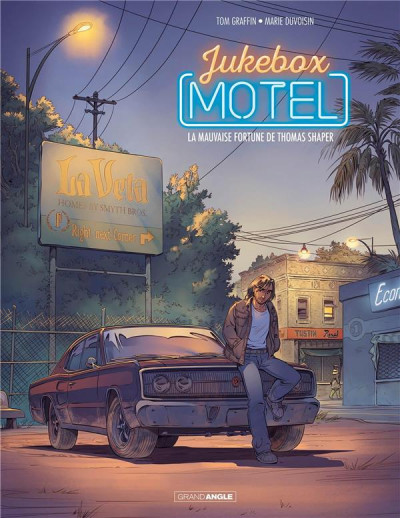 Couverture Jukebox motel tome 1