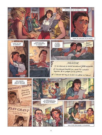 Page 0 Jukebox motel tome 1