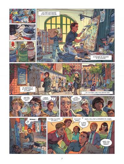 Page 8 Jukebox motel tome 1