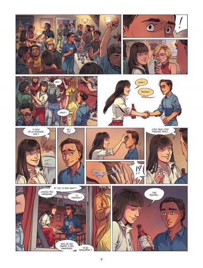 Page 9 Jukebox motel tome 1