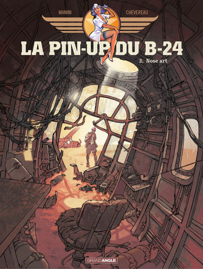 Couverture La pin-up du B-24 tome 2
