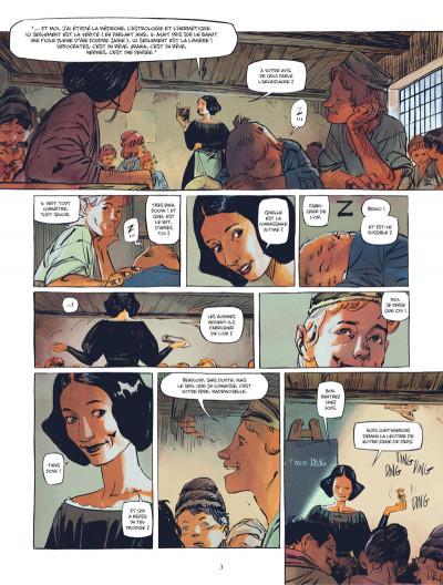 Page 1 Kilomètre zéro tome 1