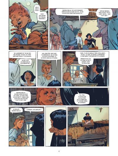 Page 2 Kilomètre zéro tome 1