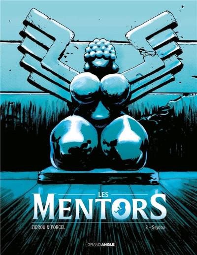 Couverture Les mentors tome 2